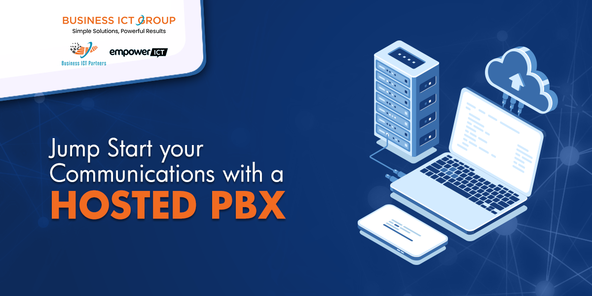 Jump Start your Communications with a Hosted PBX