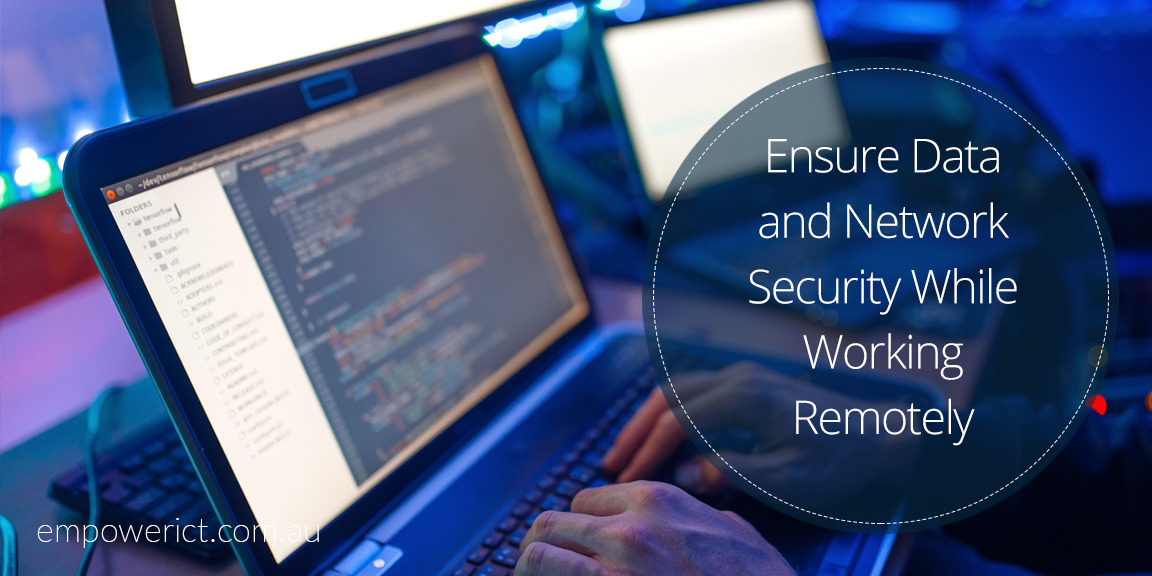 Common Cybersecurity Risks When Working from Home
